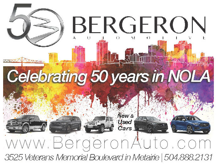 Bergeron Jeep, Dodge & Chrylser