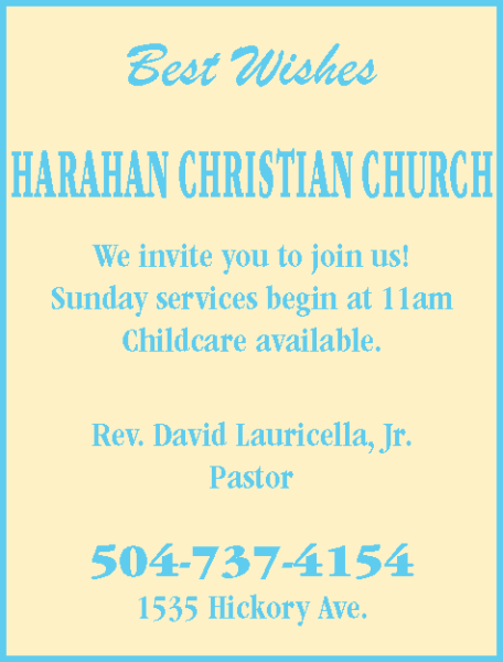 Harahan Christian Church