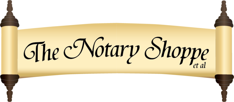 The Notary Shoppe